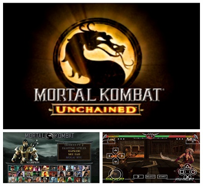 mortal kombat unchained download