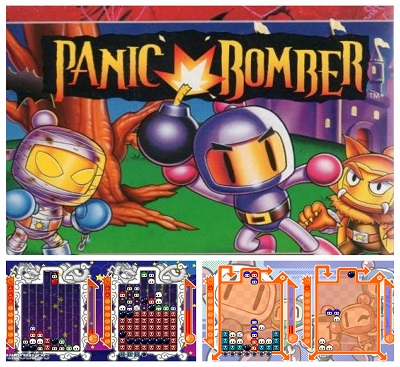 bomberman panic bomber apk android ppsspp