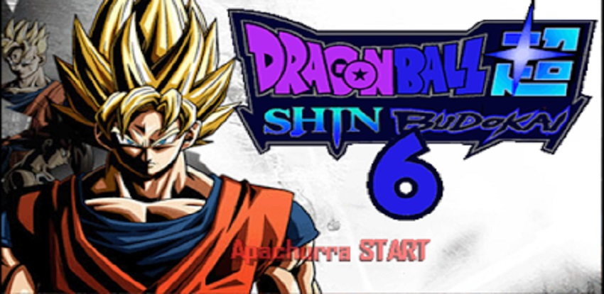 Dragon Ball Z Shin Budokai 6 APK _v2 0 + PPSSPP Settings for